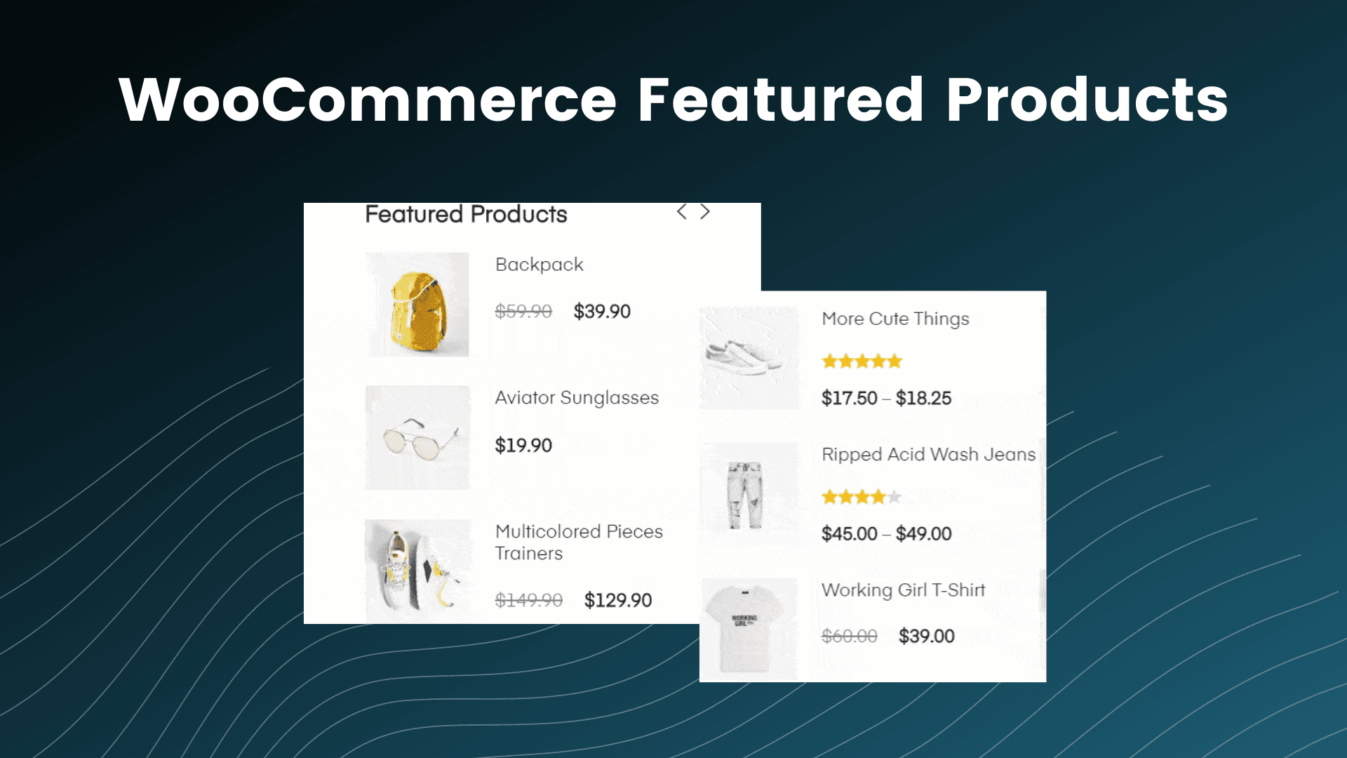 woocommerce-featured-products